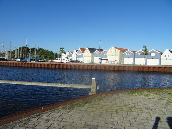 Haven Van Huizen : Huizen haven van t gooi historiserende nieuwbouw en oudbouw