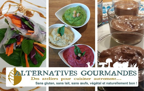 Alternatives Gourmandes