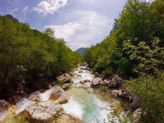 Soca, Slovenia: Beautiful Tolminka