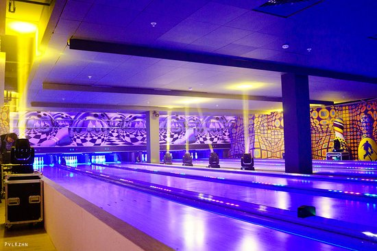 Bowling Center iSkittle