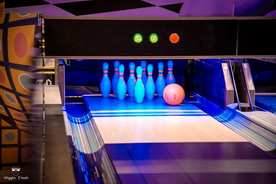 Bowling Center iSkittle