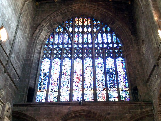 Chester Cathedral Resmi