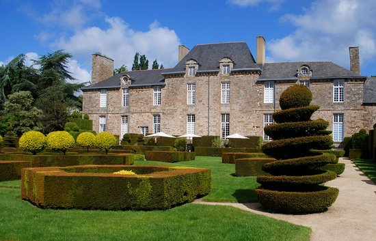 Les Jardins du Chateau de la de la Ballue