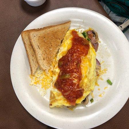 Antlers, โอคลาโฮมา: Mjay's Diner
