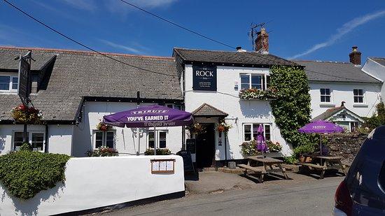 The Rock Inn: The beautiful rock Inn