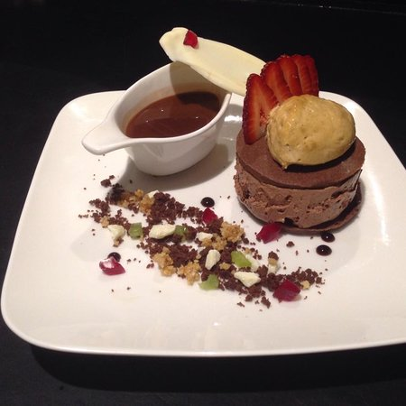 Drouin South, Australia: Death by Chocolate dessert special