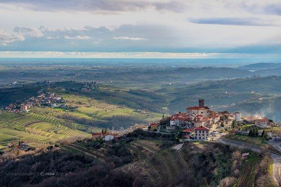 Slovenian Littoral Region, Slovenia: Goriška Brda-Šmartno, photography: Damijan Simčič