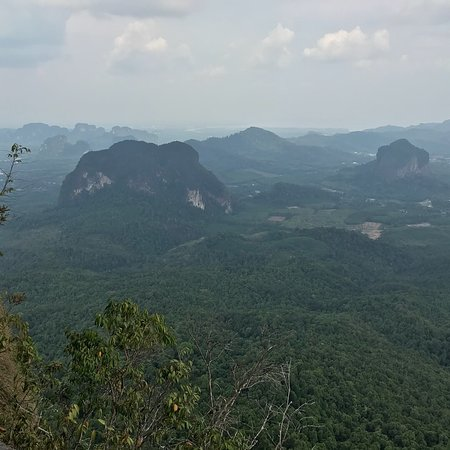 Khao Ngon Nak: Un vista impresionante.