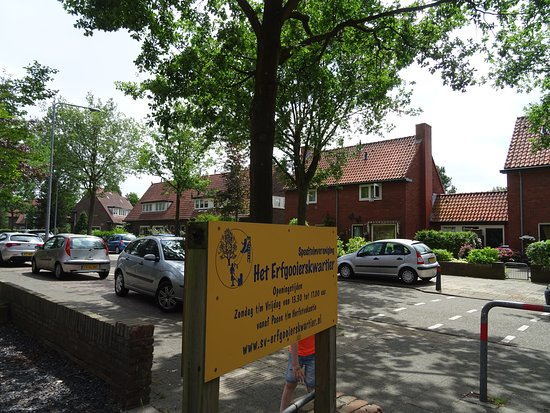 "Hilversum, Países Bajos: Speeltuinvereniging""Het Erfgooierskwartier""1,25entree"
