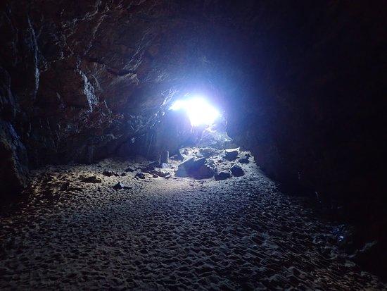 "Iheya-son, اليابان: くまや洞窟""天の岩戸伝説"""