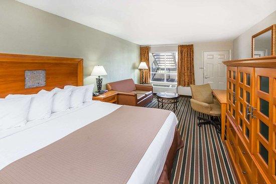Carlisle, AR: Guest room