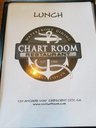 Chart Room Restaurant, Crescent City - Restaurant Reviews, Phone ...