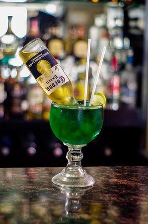 Piedras Negras, México: Margarita Drink