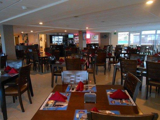 Piedras Negras, México: Restaurant