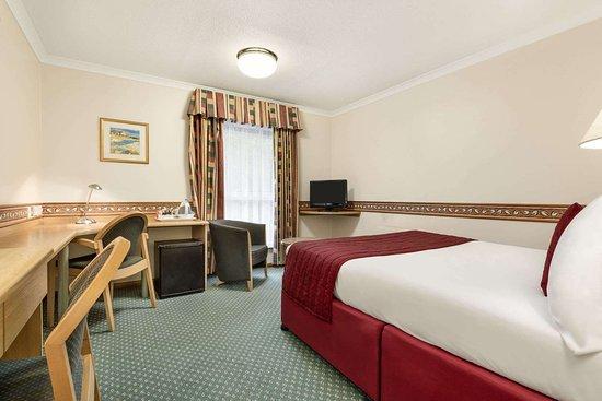 Shardlow, UK: 1 Double Bed Executive Room