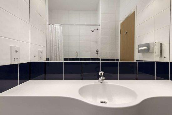 Shardlow, UK: Bathroom