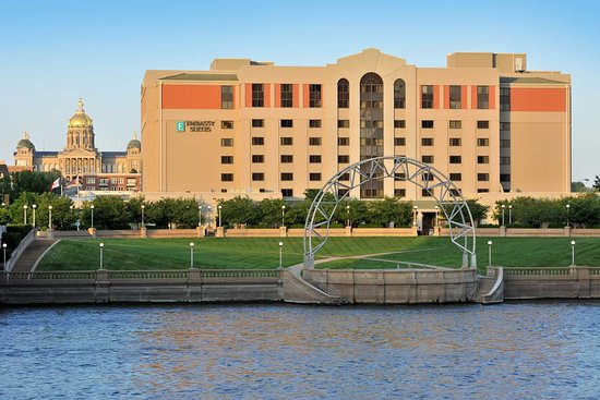 Embassy Suites by Hilton Hotel Des Moines Downtown