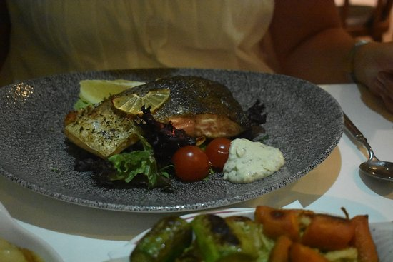 Ta'Peter Restaurant: Lachs