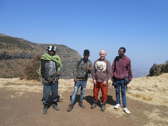 Debark, Etiópia: Simien Mountains Trekking-Simon Assefa