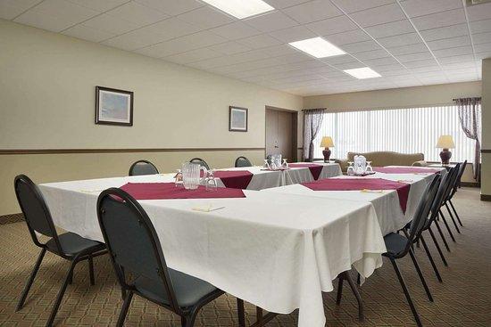 ดัลฮูซี, แคนาดา: Meeting Room
