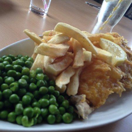 Fish And Chip Restaurants In Felixstowe