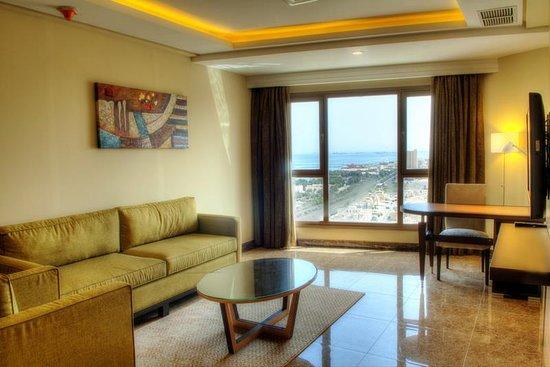 Mahboula, Κουβέιτ: Executive King Suite