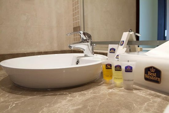 Mahboula, Κουβέιτ: Guest Bathroom