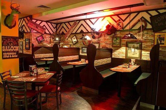 Mahboula, Κουβέιτ: The Buffalo Restaurant