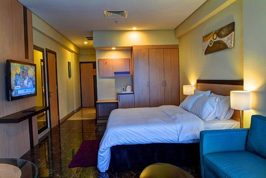 Mahboula, Κουβέιτ: Deluxe Double Bed Guest Room