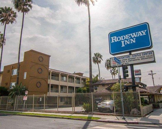 Rodeway Inn Convention Center Hotel Los Angeles Ca