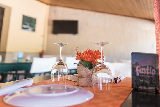 Galicia Restaurant: Mesa do Restaurante