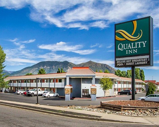 Quality Inn - Flagstaff / East Lucky Lane: Quality Inn hotel in Flagstaff, AZ