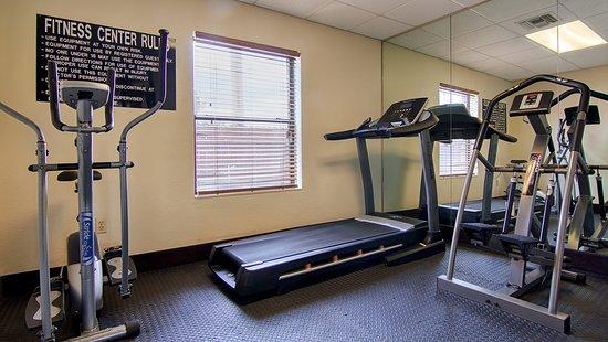 Rayne, LA: Fitness Center