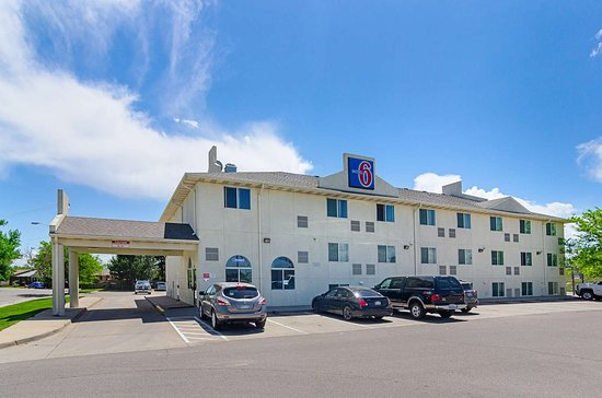 Motel 6 Fort Lupton: exterior