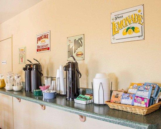 Rodeway Inn Silver Creek Inn: Free breakfast
