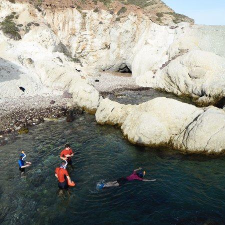 San Jose, Spanien: Snorkel Cabo de Gata
