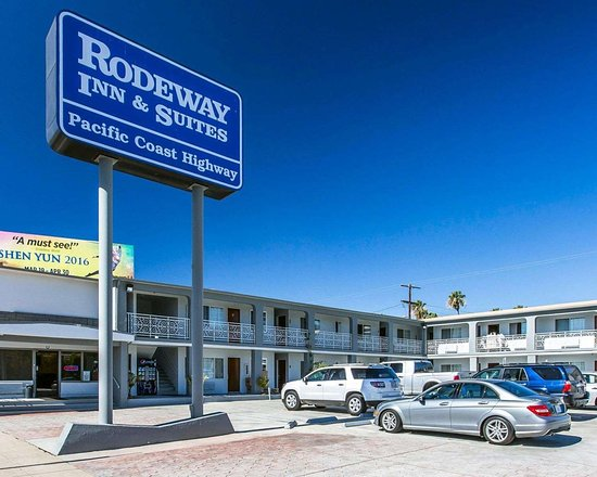 Rodeway Inn & Suites Pacific Coast Highway Hotel