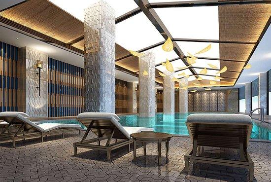 Dushan County, Kina: Hotel