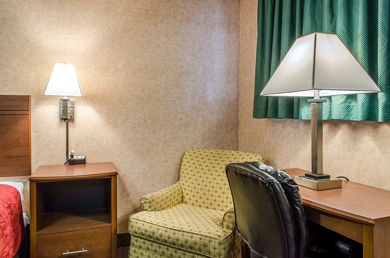 Bellefonte, PA: Guest room