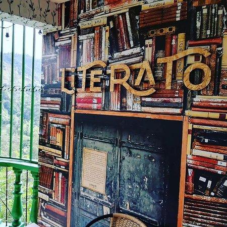 Literato Resto-Lounge: Mirador de Literato
