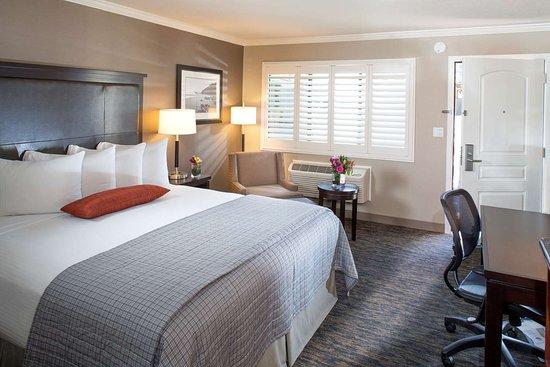 Best Western Plus Humboldt Bay Inn: Standard King Guest Room