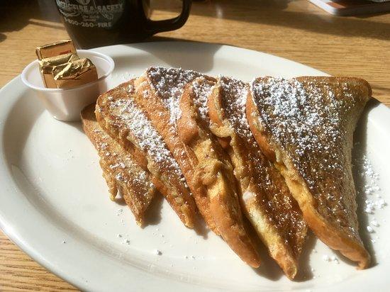 Gakona, AK: French Toast