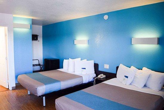 Motel 6 San Diego Airport - Harbor: double