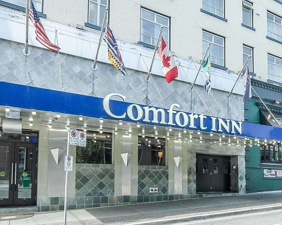 Comfort Inn Downtown Hotel
