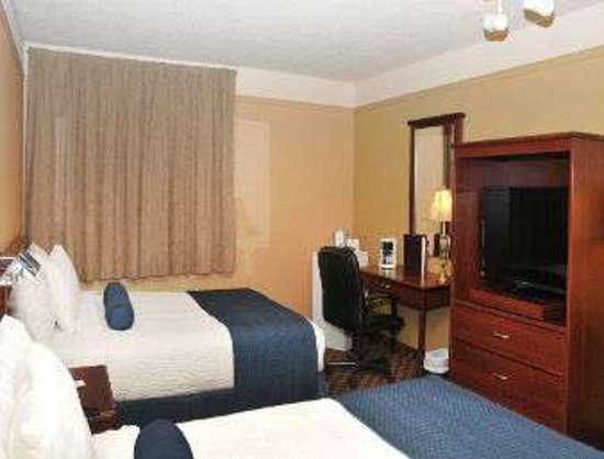 Blainville, แคนาดา: 2 Queen Bed Room