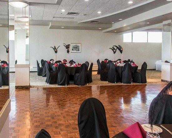 Clarion Hotel Winnipeg: Banquetmeeting room