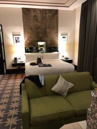 Merchant Hotel: From beside the TV