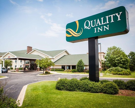 Quality Inn Hotel In Bolingbrook Il