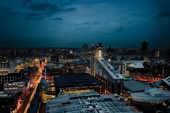 Very Nice Stay Can T Wait To Return Review Of Hilton Manchester