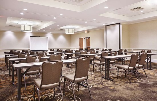 DoubleTree by Hilton Hotel Washington DC - Silver Spring: Meeting Room